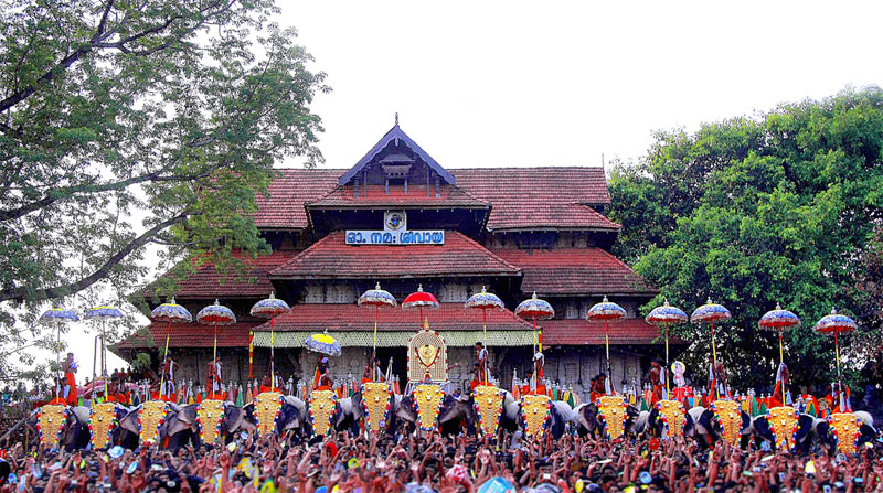 Guruvayur Temple Accommodation (Room) Booking Online