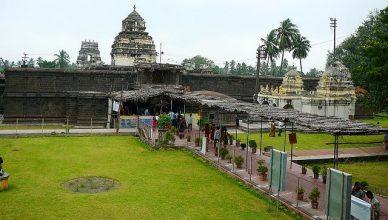 Kumararama Bhimeswara Swamy Temple Samalkot