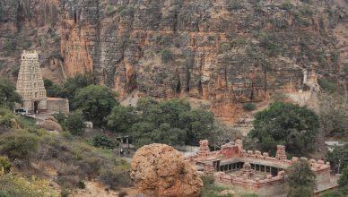 Yaganti temple