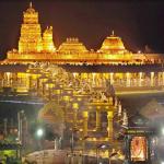 Sri Venkateswara Swamy Vari Temple Tirupati