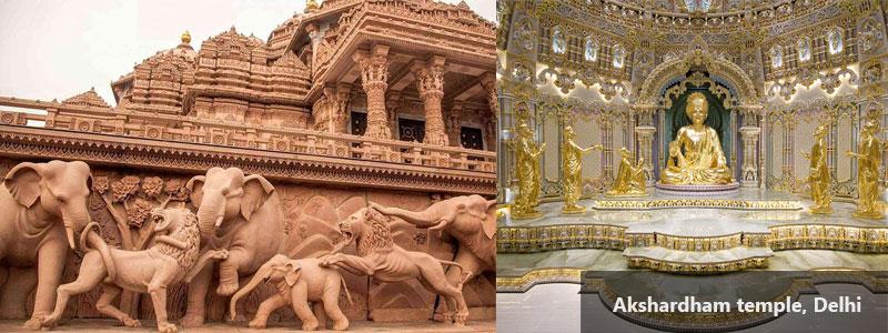 Akshardham Temple Delhi Accommodation