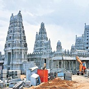History Of Yadadri Narasimha Swamy Temple